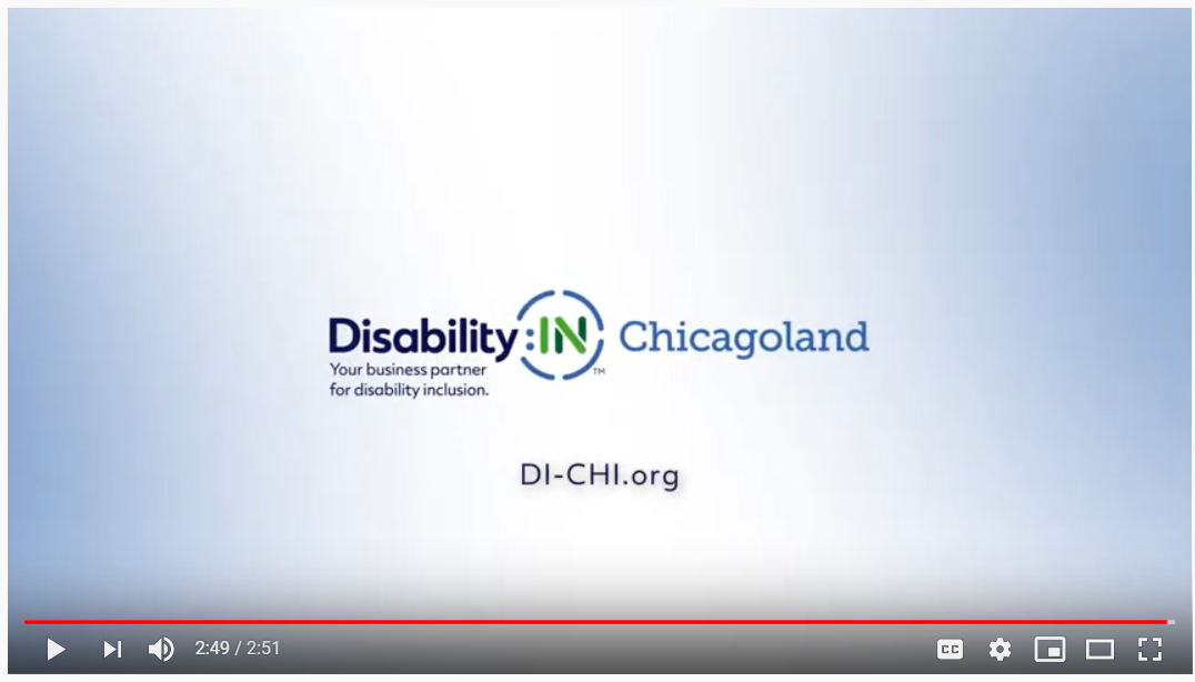 Disability:IN Chicagoland video thumbnail
